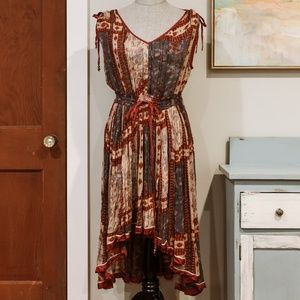 Free People Boho Dress (As Is)